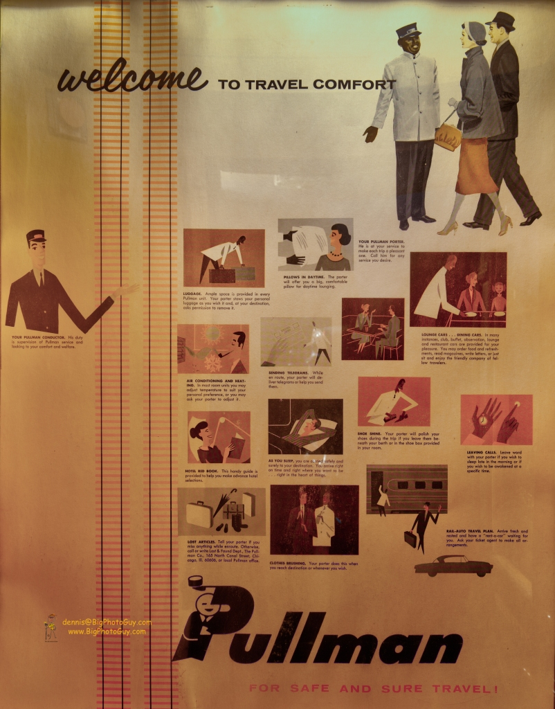 Original Pullman Poster
